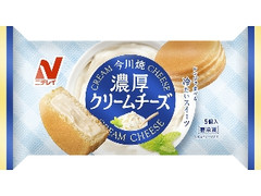 ニチレイ 今川焼 濃厚クリームチーズ 袋5個