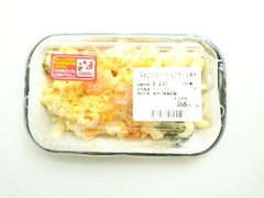 ダイエットクック 海老とビスクソースのチーズ焼き