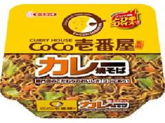 エースコック CoCo壱番屋監修 カレー焼そば カップ129g