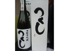 西吉田酒造 本格麦焼酎 つくし 白ラベル 瓶720ml