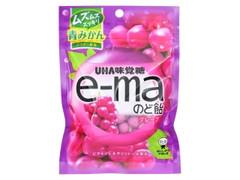UHA味覚糖 e‐maのど飴 グレープ