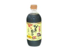 アサムラサキ かき醤油 瓶600ml
