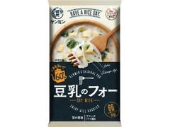 ケンミン フリーズドライ 豆乳のフォー 袋16.5g