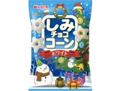 ギンビス しみチョココーン ホワイト クリスマスパッケージ 袋55g