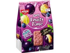 日清シスコ ココサブ! Fruits Time ぶどう&ベリー 袋40g