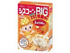 シスコ シスコーンBIG ホットケーキ味 25g増量 箱255g