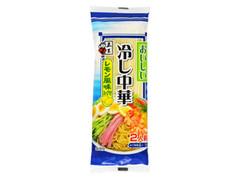 五木 おいしい冷し中華 レモン風味 2人前 袋254g