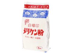 五木 白梅印 メリケン粉 天ぷら・菓子・料理用 袋1kg