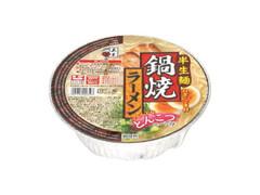 五木 半生麺 鍋焼ラーメン カップ105g