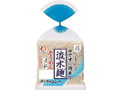 シマダヤ 流水麺 そうめん 袋400g