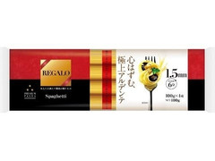 ニップン REGALO スパゲッティ 1.5mm 結束 袋400g