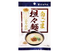 にんべん 白ごま坦々麺風ふりかけ 袋30g