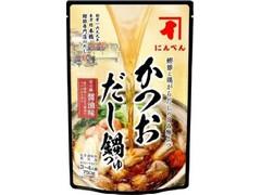 にんべん かつおだし鍋つゆ 寄せ鍋 醤油味