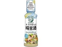 ブルドック 糀甘酒 ドレッシングソース ボトル200ml