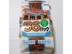 はくばく OK 北陸産六条大麦100%使用 徳用麦茶 袋7g×56