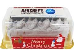 モンテール 小さな洋菓子店 HERSHEY'S クッキー&クリームサンドケーキ