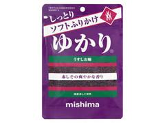 ミシマ ソフトふりかけ ゆかり 袋30g