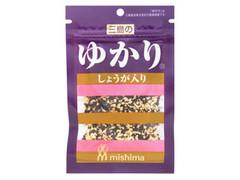 ミシマ ゆかり しょうが入り 袋22g