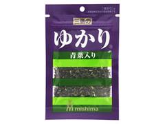 ミシマ ゆかり 青菜入り 袋20g