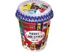 チロル チロルチョコ クリスマスカップ カップ40個