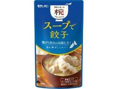 モランボン 椀Dish スープで餃子 袋100g