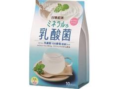 日東紅茶 ミネラル&乳酸菌 袋12.5g×10