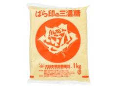 ばら印 ばら印の三温糖 袋1kg