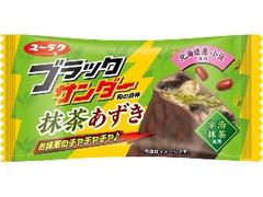 有楽製菓 ブラックサンダー 抹茶あずき 袋1本