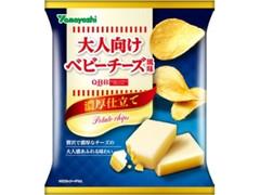 山芳製菓 ポテトチップス 大人向けベビーチーズ風味 袋57g