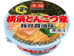 ニュータッチ 凄麺 横浜とんこつ家 カップ117g