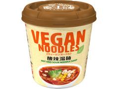 ニュータッチ ヴィーガンヌードル 酸辣湯麺