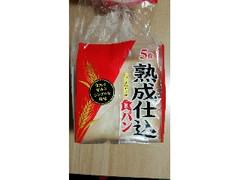 リョーユーパン 熟成仕込食パン 袋5枚