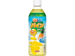 DyDo ぷるシャリ パインゼリー ペット490ml