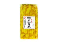 藤倉食品 藤倉の豆富巻 トラ小半 袋350g