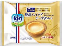 プレシア PREMIUM SWEETS WITH KIRI 贅沢ベイクドチーズタルト 袋1個