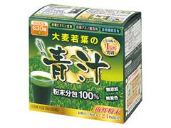 アルファ 大麦若葉の青汁 粉末分包100%