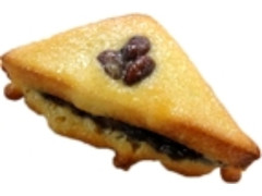 デイリーヤマザキ デイリーホット トーストサンド 金時豆入り小倉餡&マーガリン