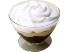 デイリーヤマザキ ベストセレクション クリームたっぷりコーヒーゼリー