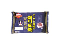 味車 ザーサイと豚肉の四川風麺 搾菜湯麺