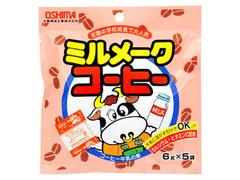 大島食品工業 ミルメーク コーヒー 袋6g×5