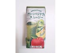 アサヒ物産 チャバジャパン グリーンベジタブルスムージー 200ml