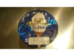 HOKUNYU 北海道生クリームヨーグルト カップ90g
