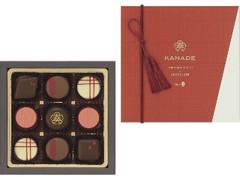 メリーチョコレートカムパニー KANADE 国産苺コレクション 箱9個
