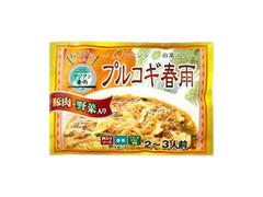 日本ドライフーズ アジアン春雨 プルコギ春雨 袋131.5g