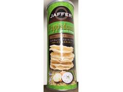 JAFFER パパダムチップス サワークリーム&オニオン