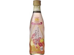 サントリー カクテルツアーズ ピンクグレープフルーツのソルティドッグ 瓶300ml