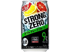 サントリー チューハイ ‐196℃ ストロングゼロ ダブルグレープフルーツ 缶350ml