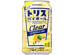 サントリー トリスハイボール レモン&ライム 缶350ml