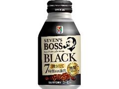 セブンプレミアム セブンズボス ブラック 中国・四国、九州 缶285g