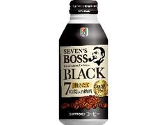セブンプレミアム セブンズボス ブラック 中国・四国、九州 缶390g